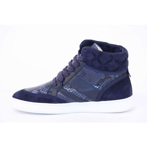 March 23 Sneaker Blauw dames (Kate - Kate) - Rigi