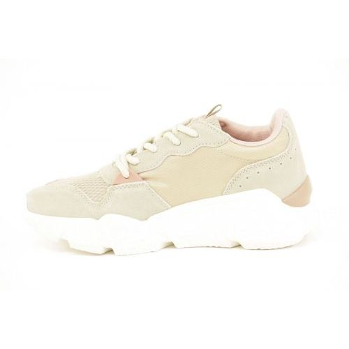 Us Polo Sneaker Beige dames (4144SO/MS1 WILLOW - 4144SO/MS1 WILLOW) - Rigi