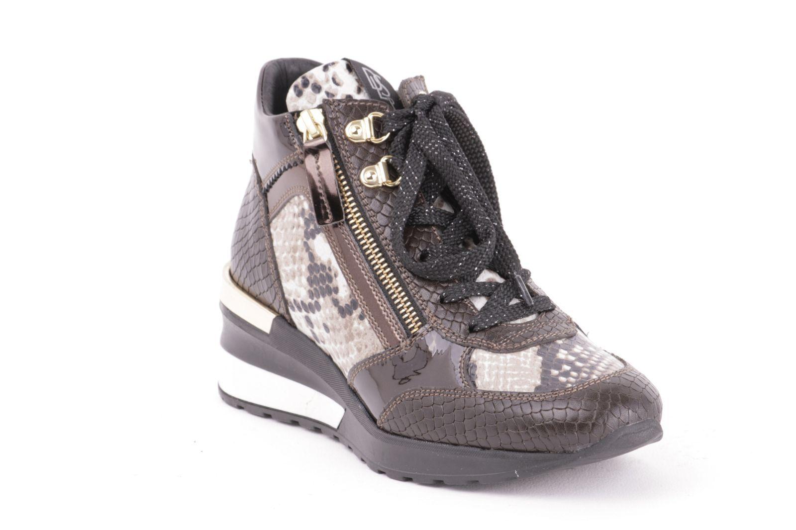 c4ee48ef1ae DL Sport Sneaker Bruin dames (4484 - 4484) - Rigi