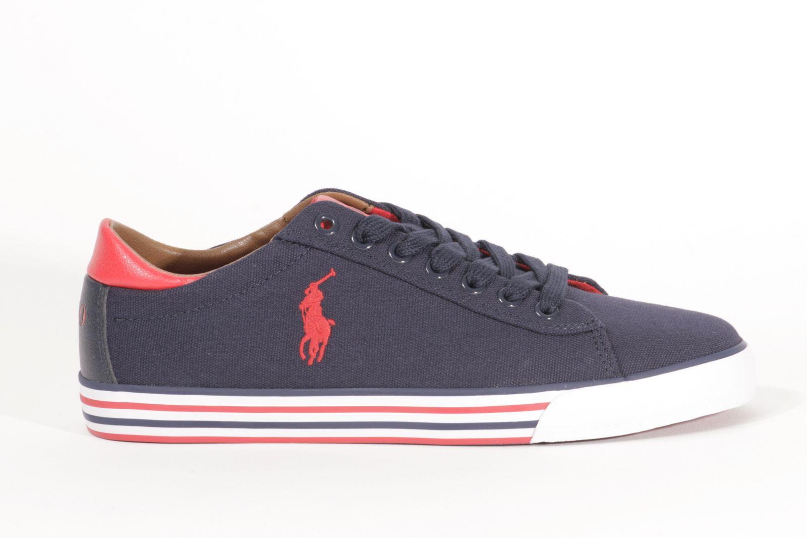 best sneakers 9cbe0 f8fa7 Polo Ralph Lauren Sneaker Blauw heren (Harvey - Harvey) - Rigi