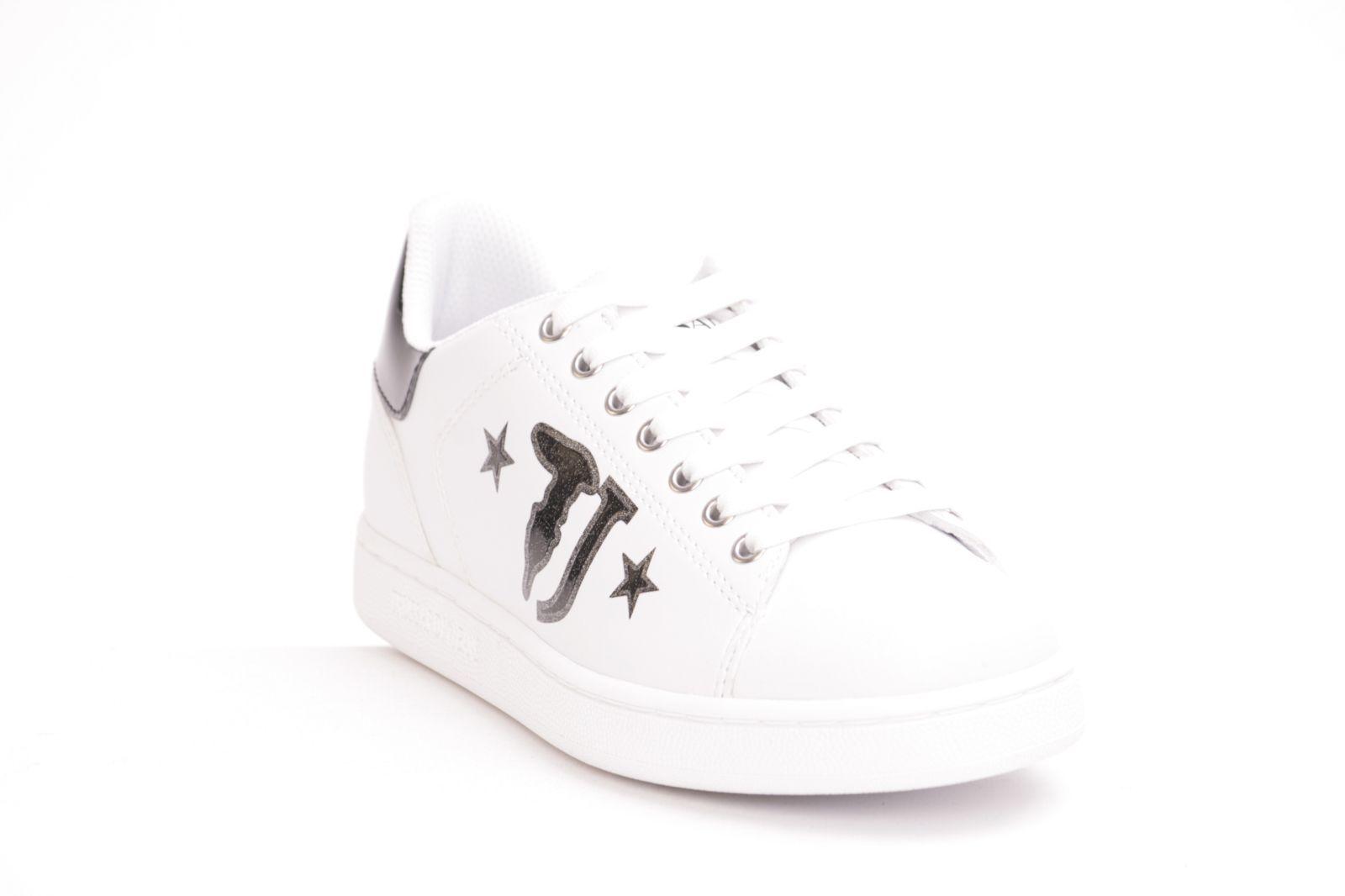 Jeans Trussardi Trussardi SneakersChaussures De SneakersChaussures De Jeans LMVSqUzGp